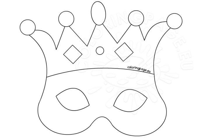 Baixe Modelos De Máscaras De Carnaval Para Pintar Reabme Página 4